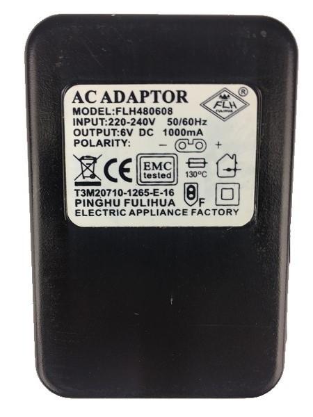 12 volt oplader voor kinder accu speelgoed (rond) ATOYS.NL